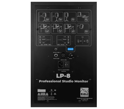 Kali Audio LP-8 Studio Monitor / PAIR