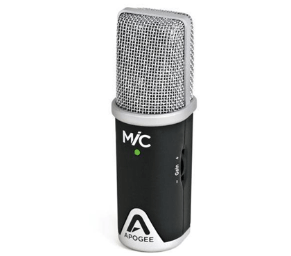 Apogee MIC 96K Professional Cardioid Condenser Microphone