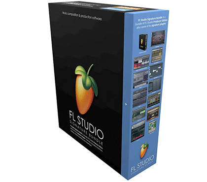 FL Studio 20 Signature Bundle Music Product
