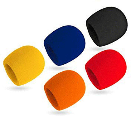 HAWK WIND SCREEN Sponge ( Musical 5pc Foam Ball )