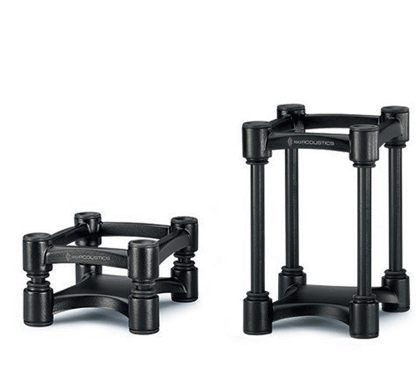 IsoAcoustics ISO-L8R155 Sound Isolating Speaker Stands – Pair
