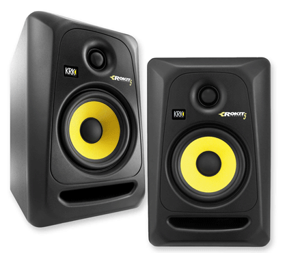 KRK RP5G3-NA Rokit 5 Generation 3 Powered Studio Monitor – Pair