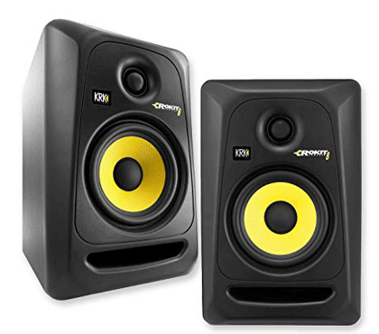 KRK RP8G3-NA Rokit 8 Generation 3 Powered Studio Monitor – Pair