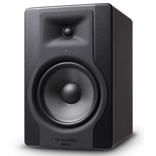 M-Audio BX8 D3 8-inch Powered Studio Reference Monitor – Single