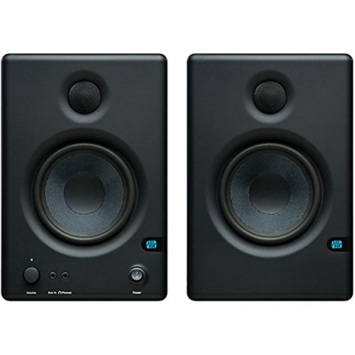 PreSonus Eris 4.5 High-Definition 2-Way 4.5″ Nearfield Studio Monitors