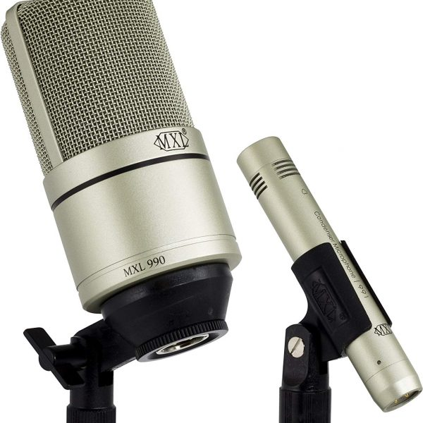 MXL Mics 990/991 Recording Package