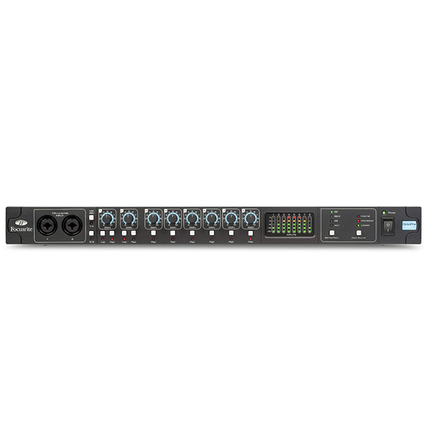 Focusrite OctoPre Mk II 8-Channel Preamplifier