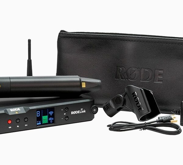 Rode Performer Kit Wireless Handheld Microphone System