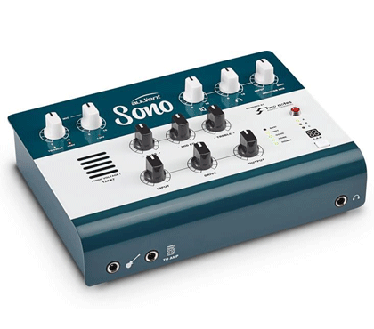 Audient Sono Guitar Recording Audio Interface