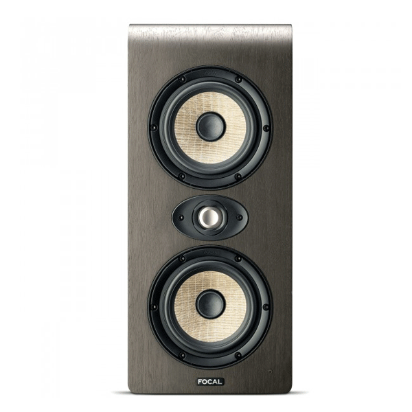 Focal Shape Twin Dual 5″ Powered Studio Monitor with Passive Radiators