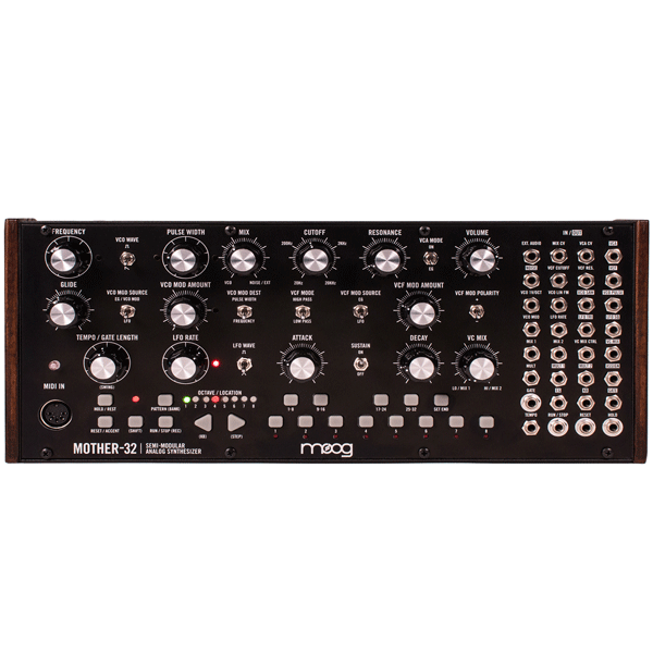Moog Mother 32 Semi-Modular Synthesizer
