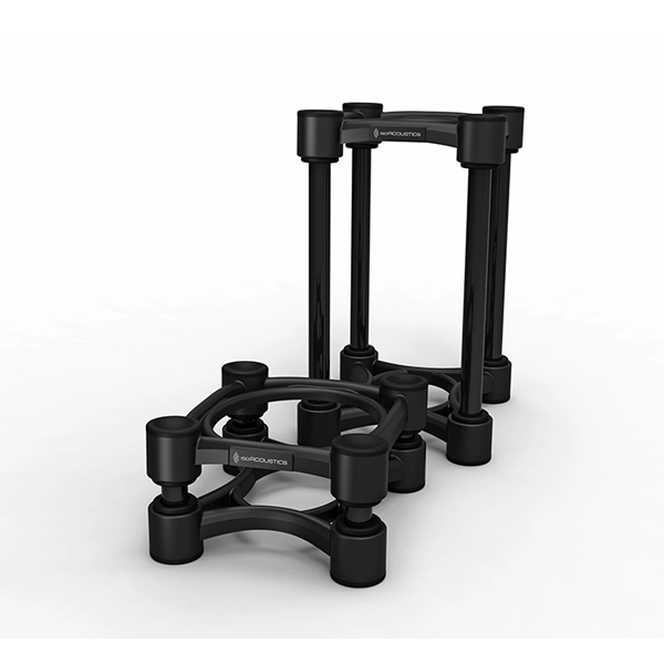IsoAcoustics ISO-L8R130 Monitor Stands – Pair