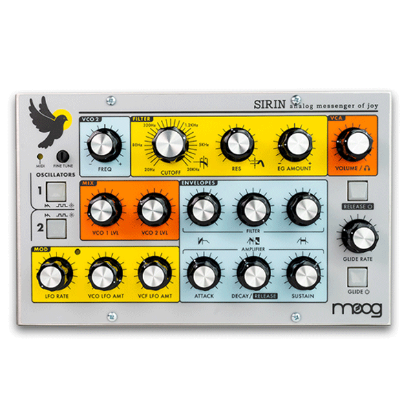 Moog Sirin Limited Edition Analog Synthesizer